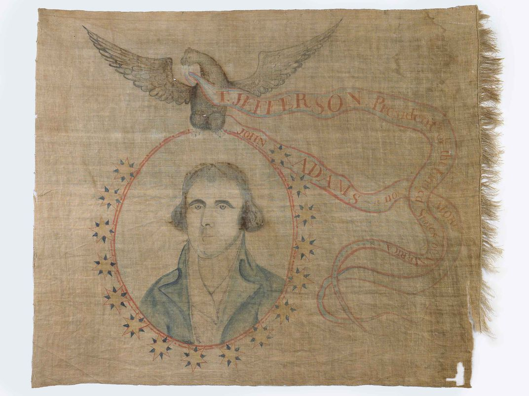 Thomas Jefferson Banner