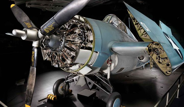 How the Rugged F4F Wildcat Held the Line in WWII