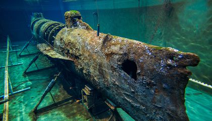 One Scientist May Have Finally Figured Out the Mystery of Why a Civil War Submarine Sank