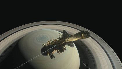 Celebrate Cassini's Historic Voyage in Eight Incredible Images