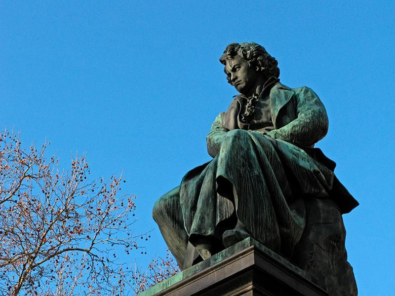 Following Beethoven's Footsteps Through Vienna