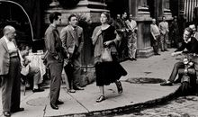 Ruth Orkin and Jinx Allen