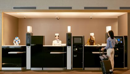 Japan Has a Hotel Staffed by Robots