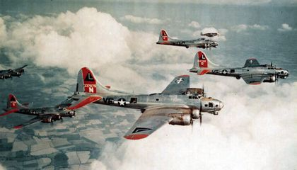 B-17s and a Big Week of Bombing