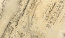 David Rumsey Map Collection New York City NYC