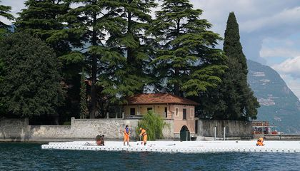 """Nine Northern Italian Destinations to Visit After You View Christo's """"Floating Piers"""""""