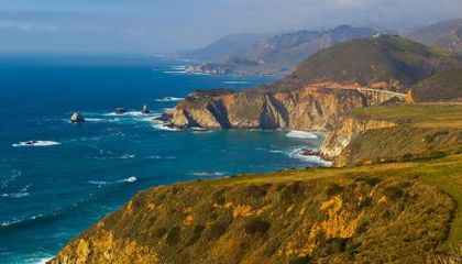 Inviting Writing: Surviving Highway 1 With a Toddler in Tow
