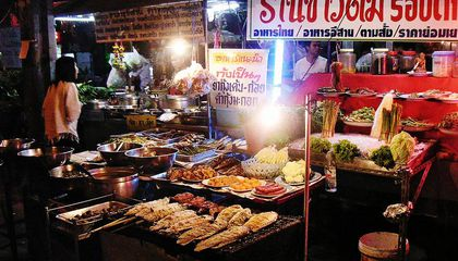 Bangkok Won't Ban Street Food After All