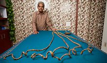 Man With World's Longest Fingernails Finally Gets a Manicure