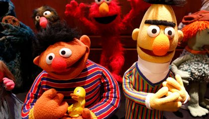 Sesame Street Just Welcomed Its First Autistic Muppet