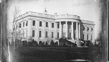 The White House Was, in Fact, Built by Slaves