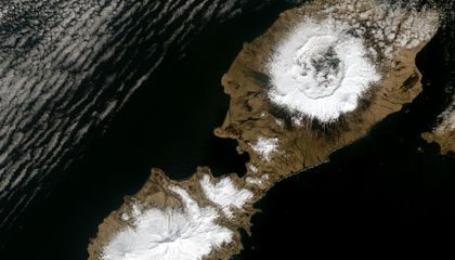 How an Alaskan Volcano Is Linked to the Decline of the Roman Republic