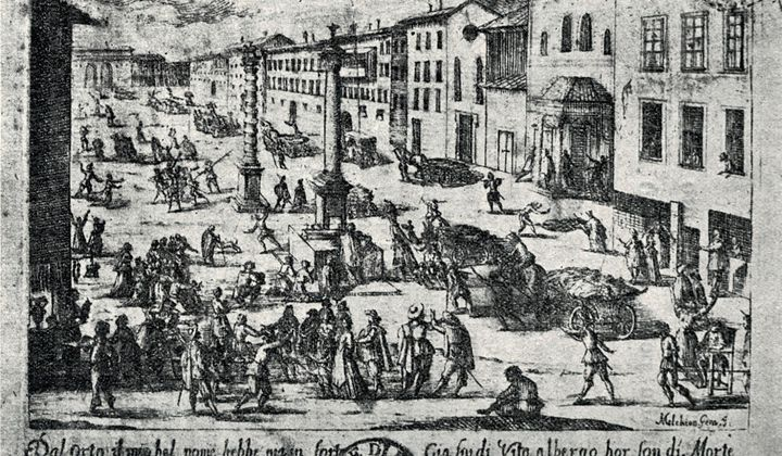 Decoding a 1630 Plague Death Registry With Science