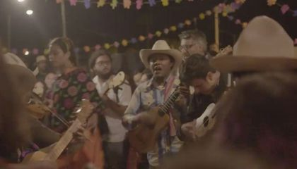Watch This Musical Celebration of Life Along the U.S.-Mexico Border