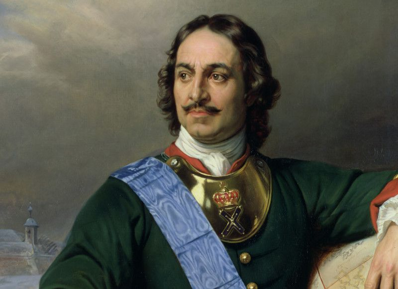 why peter the great established a beard tax smart news smithsonian