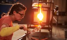 Netflix's New Glassblowing Reality Series