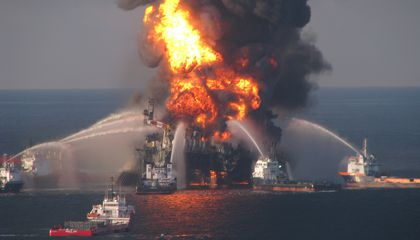 New Deal Lets BP Back Into the Gulf