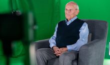 This Exhibition Lets Visitors 'Chat' With a WWII Veteran Who Liberated Nazi Camp