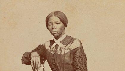 A Previously Unknown Portrait of a Young Harriet Tubman Goes on View