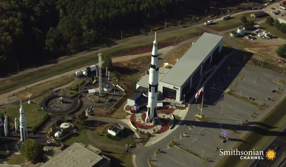 Preview thumbnail for video'Huntsville's Secret Space Program