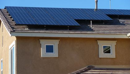 In This One California Town, New Houses Must Come With Solar Power