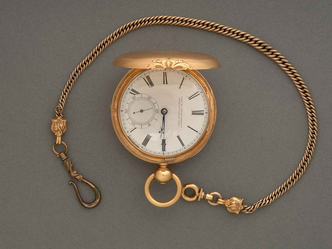 Lincoln's Pocket Watch