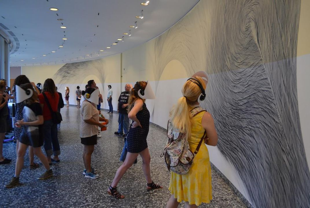 The Hirshhorn Transforms Into a One-Day Soundscape