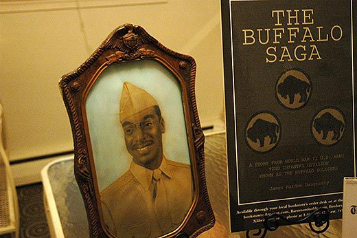 buffalo soldier song meaning