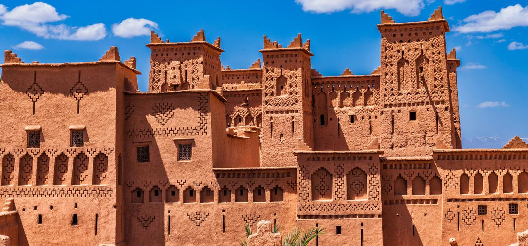 Kasbah in Sourqua