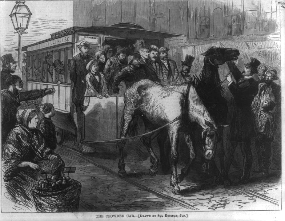 The Horse Flu Epidemic That Brought 19th-Century America to a Stop