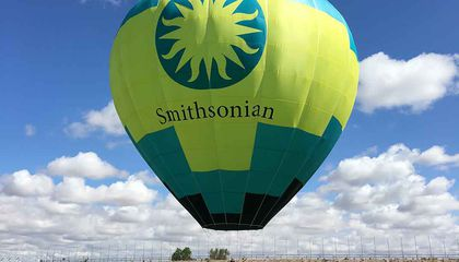 A Recently Acquired Hot-Air Balloon Reminds a Smithsonian Curator of Another Tale of Ballooning Adventure