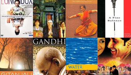 Books and Movies About India