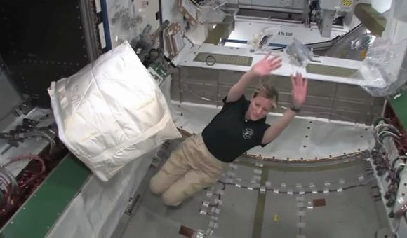 Preview thumbnail for video'Astronaut Olympics