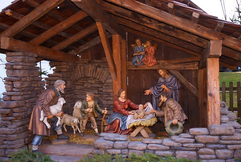 The First Nativity Scene Was Created In 1223 Smart News Smithsonian Magazine