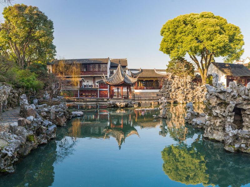 This City In China Has The Most Unesco Recognized Gardens In The