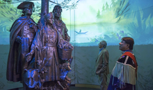 New Sound-and-Light Installation Brings to Life the Oneida Nation's Aid to the American Revolution