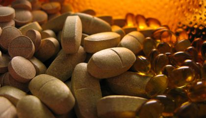 Five Vitamins and Supplements That Might Actually be Worth Taking
