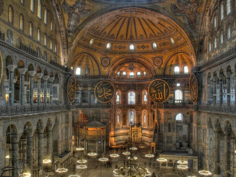 You Can Hear Hagia Sophia's Sublime Acoustics Without a Trip to Istanbul