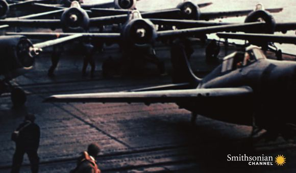 Preview thumbnail for video'The wise U.S. tactic used to win the Battle of Midway