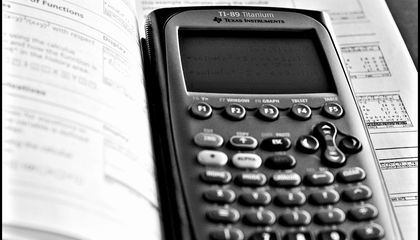 Pricey Graphing Calculators Could Be Headed for Extinction