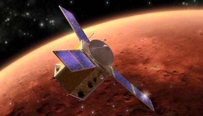 Why the UAE's Mars Mission Is the Arab World's Moon Shot