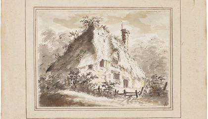 Early John Constable Sketches Spent 200 Years Forgotten in a Family Scrapbook