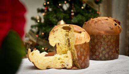 A Culinary History of Panettone, the Italian and South American Christmas Treat