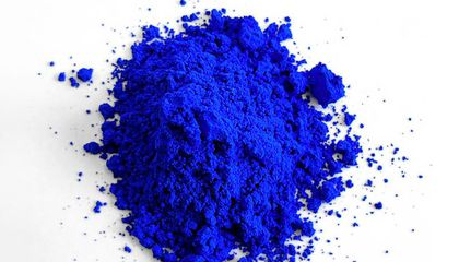 For the First Time in 200 Years, a New Blue Pigment Is Up for Sale