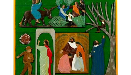 Wood Carvings Document Faith, Injustice and Hope in 20th-Century America