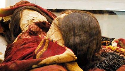 These Chilean Mummies Were Buried in Mercury-Laced Red Clothing