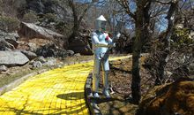 Once-Abandoned 'Wizard of Oz' Theme Park Is Opening for the Summer