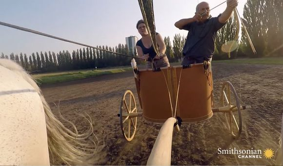 Preview thumbnail for video'Why the Two-Wheel Chariot Was So Effective in Ancient Battles