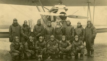 The First Test Pilots
