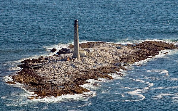 You can buy a lighthouse. What would you do with it?